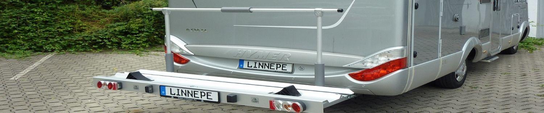 Atrevete con el Nuevo Portamotos ECO-PORTO de Linnepe y viaja con total LIBERTAD !!!!