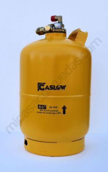 Nueva botella de gas glp acero recargable filtros - Botella camping gas ...