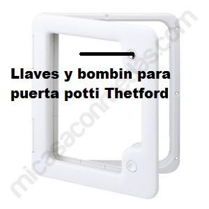 Puerta potti Thetford