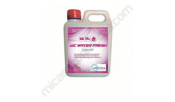 wc water fresh