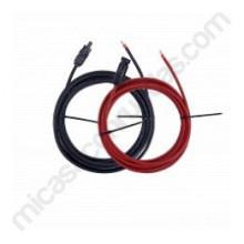 cable placa solar