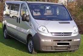 Opel Vivaro (2012)