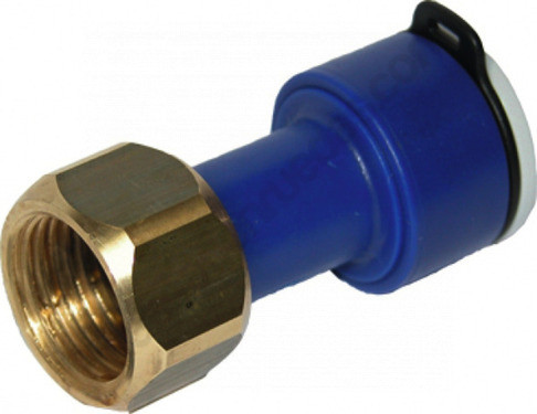 Adaptador tubo rígido