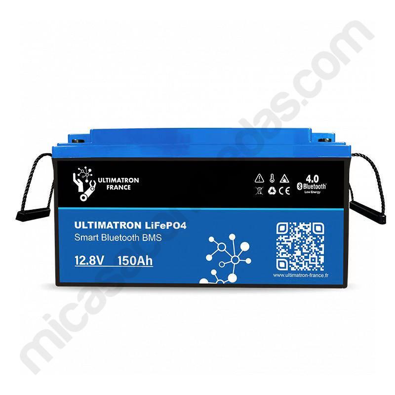 bateria liti autocaravana 150 AH