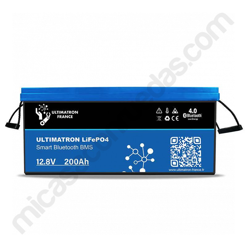 bateria liti autocaravana 200 AH