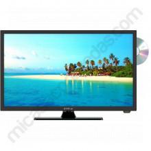 "Televisión Autocaravana 21,5 ""StanLine LED FULL HD - TV, con DVD"