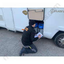 revision gas autocaravana
