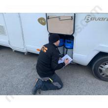 revisio gas autocaravana