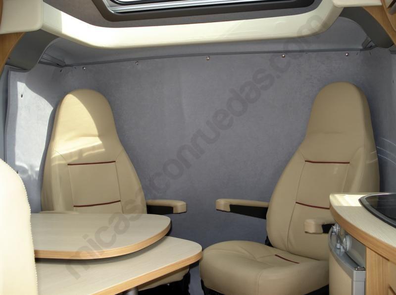 aislante cabina interior