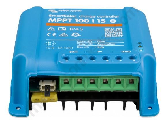 Regulador Solar Victron SmartSolar MPPT 100/15