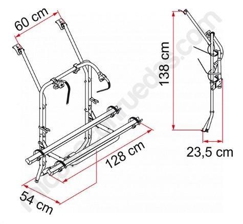carry-bike t4 portabicicletas