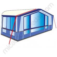 Kit awning hangers fiamma ganchos para toldos for Ganchos para colgar toldos