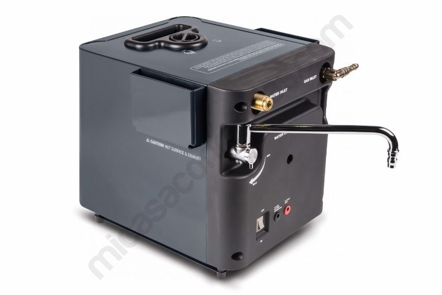 escalfador d'aigua 12v Kampa
