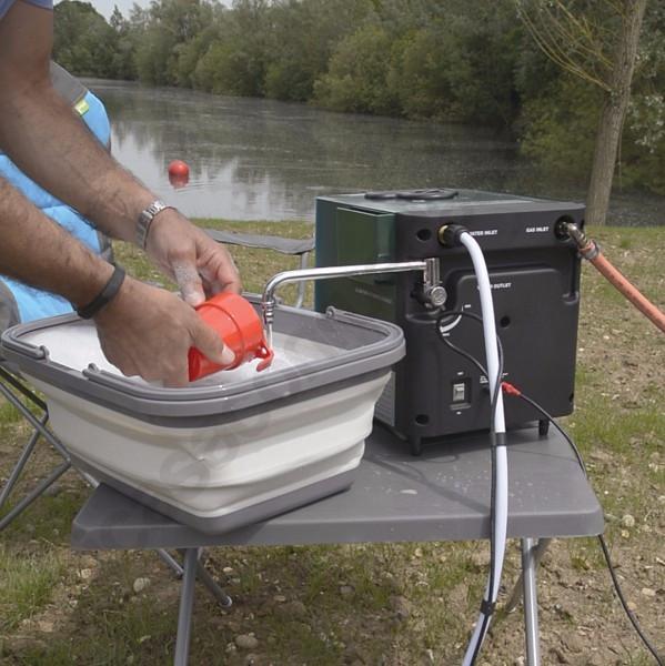 escalfador d'aigua 12v Geyser
