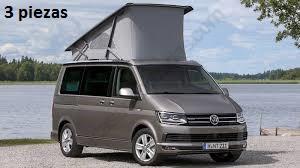 Protector térmico cabina VW t5 vw t6 perfil