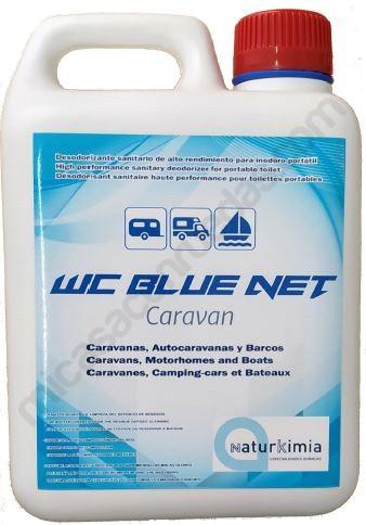 WC BLUE NET CARAVAN