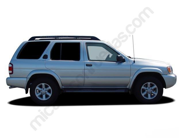 Nissan Pathfinder Armada (2004)