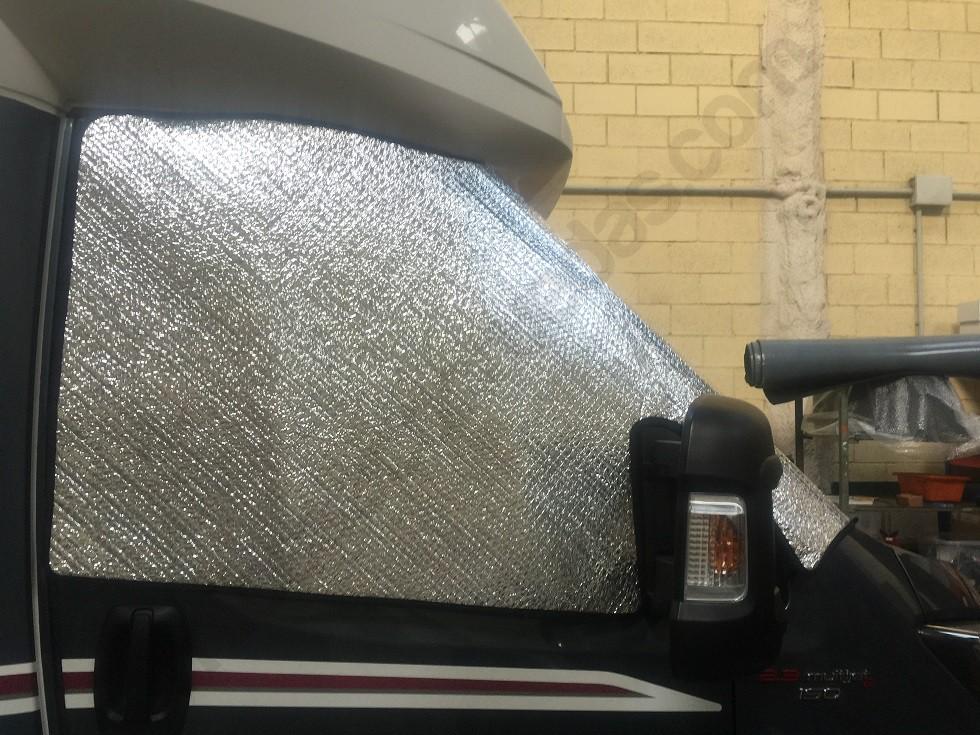 protector térmico exterior autocaravana