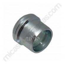 Anillo de corte para tubería de gas 10 mm