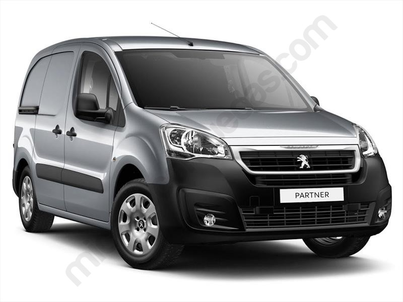 Peugeot Partner (2017)