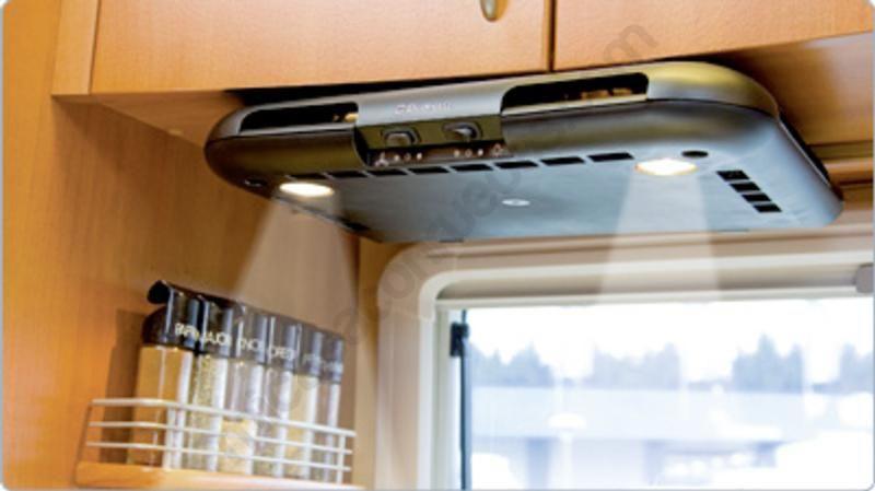 Extractor dometic ck2000 sin salida de humos 12v - Extractor de aire para cocina ...