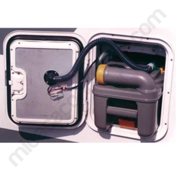 Kit evacuación gases SOG