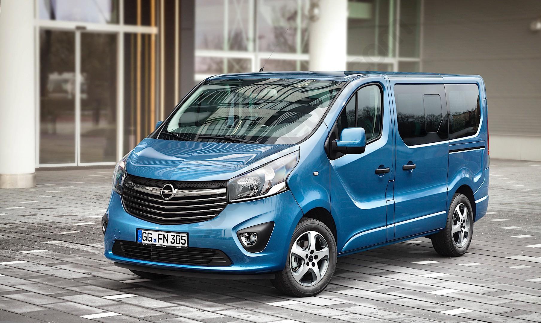 Opel Vivaro (2015)