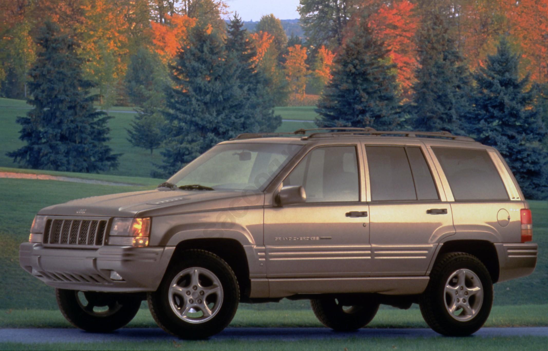 Jeep Grand Cherokke 92-98