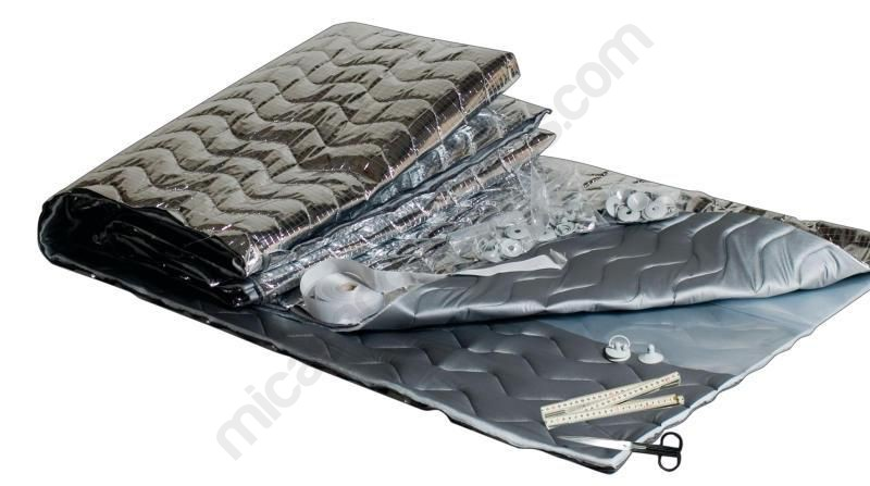 kit protector termico interior hazlo tu mismo. Black Bedroom Furniture Sets. Home Design Ideas