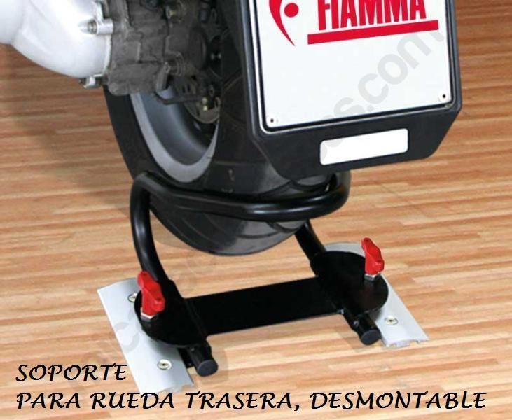 Moto Wheell Chock Fiamma
