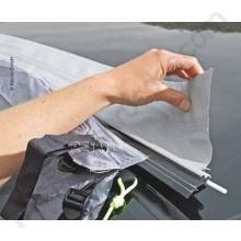 Avances y carpas para campers for Guia aluminio para toldo