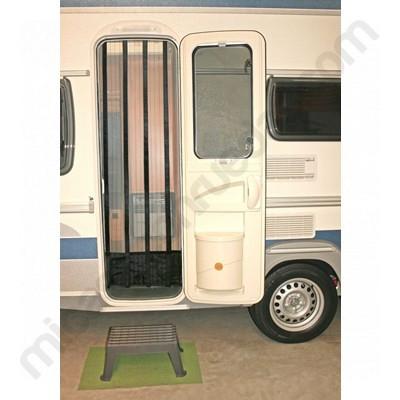 Mosquitera puerta caravana autocaravana
