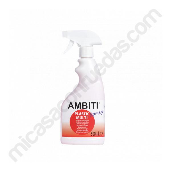 Ambiti Plastic Multi Limpiador