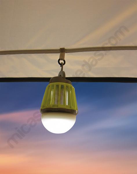 Enganche interior para colgar luz
