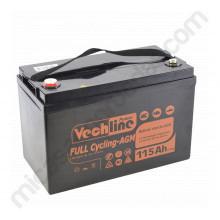 Bateria camper AGM 100AH