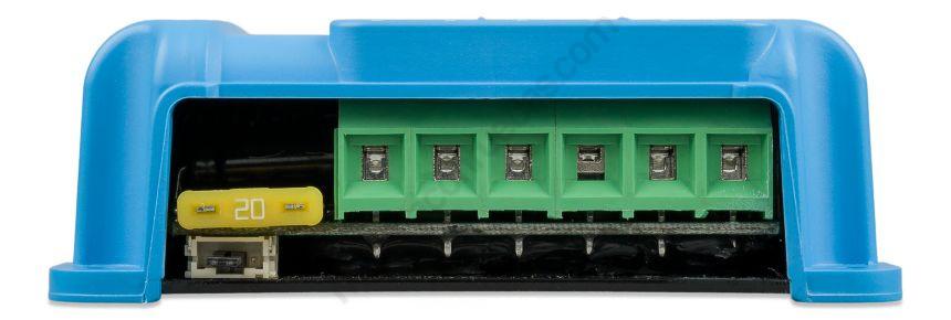 SmartSolar MPPT 75/10, conexiones